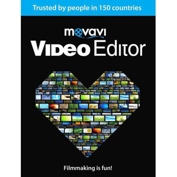 Golden Software Inc Dba Movavi Movavi Software MVE10BE-ESD With Movavi Video Editor 10, You Can Either Enhance Your Video