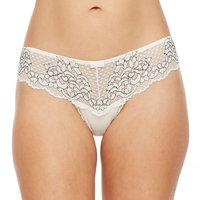 Women's Montelle Intimates Lace Brazilian Panty 9045