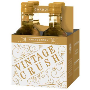 Trinchero Family Estates Vintage Crush Chardonnay 4pk 187ml