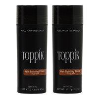 Toppik 0.97-ounce Hair Building Fibers (Pack of 2)