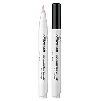 (3 Pack) KARADIUM Like a Movie Star Main Actress Cover Concealer (Brush Type) - #1 Pink Beige : Beauty