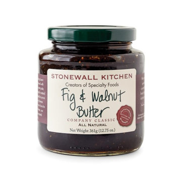 Stonewall Kitchen Fig & Walnut Butter, 12.75 oz