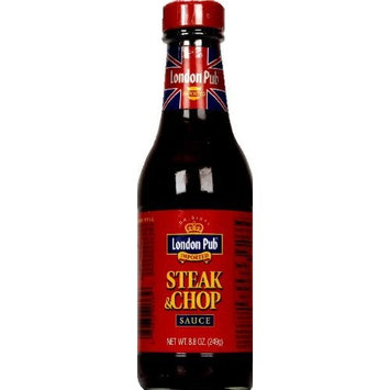 London Pub, Sauce Steak & Chop, 10 OZ (Pack of 3)