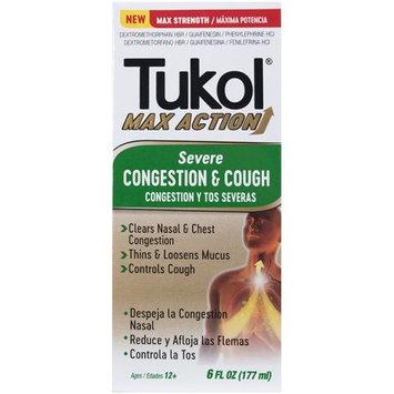 Emerson Tukol Max Action Severe Congestion & Cough, 6 fl oz