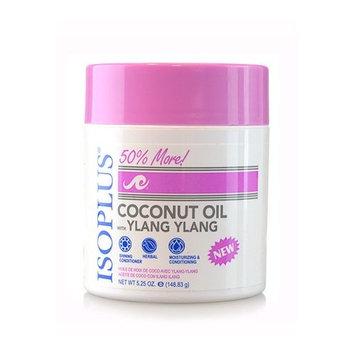 ISOPLUS COCONUT OIL YLANG YLANG 5.25 OZ