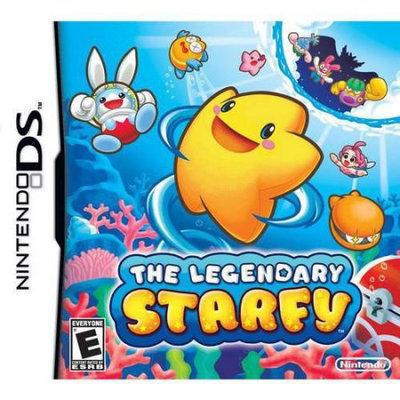 Nintendo 045496740276 The Legendary Starfy for Nintendo DS