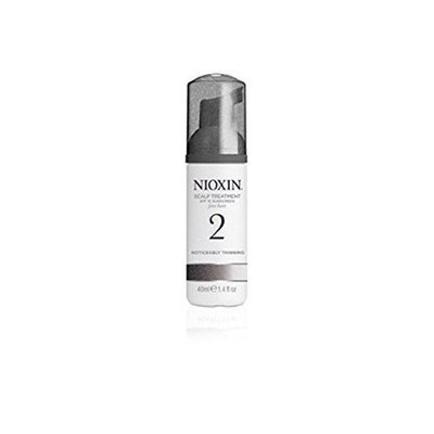 Nioxin System 2 Scalp Treatment For Noticeably Thinning Natural Hair (100ml) (Pack of 6)