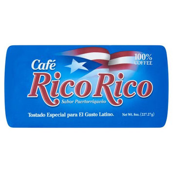 Caracolillo Coffee Mills Caracolillo, Coffee Cafe Rico Rico, 8 Oz (Pack Of 12)