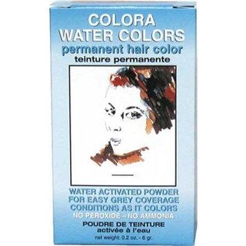 Colora Water Colors Copper Permanent Hair Color .21 oz FS1120