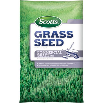 Scottsmiracle-gro Scotts Grass Seed Commercial Grade Mix, 7 lbs