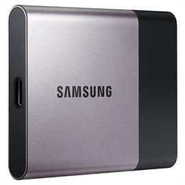 Samsung SSD MU-PT2T0B AM Portable SSD T3 2TB USB3.1 Bare