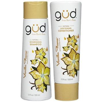gud Vanilla Flame Shampoo & Conditioner Bundle