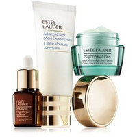 Estee Lauder Limited Edition Detox by Night Started Now Set