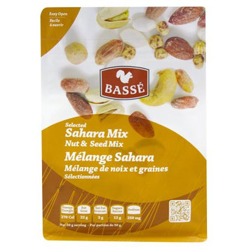 Basse Nuts Basse Selected Sahara Nut & Seed Mix (7oz.) Healthy Snacks of Roasted Nuts Roasted Peanuts Roasted Cashews & Pumpkin Seeds