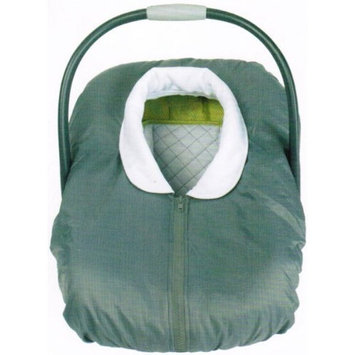 Over the Top Infant Carrier Cover- Grey