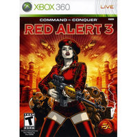 Electronic Arts Command and Conquer: Red Alert 3 Xbox 360 (Xbox 360 Game Only )