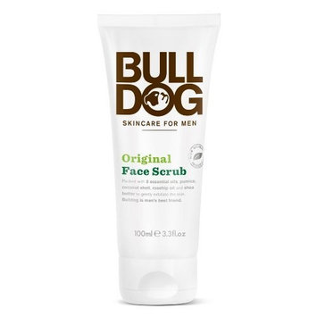 Bulldog Original Face Scrub 100ml by Bulldog