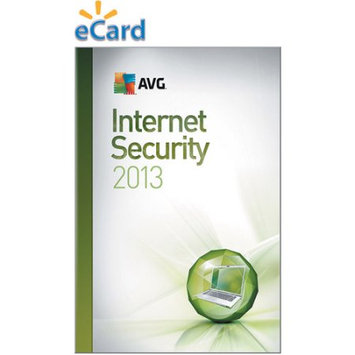 Interactive Communications AVG Internet Security 2013 1-User 1-Year $49.99 (Email Delivery)