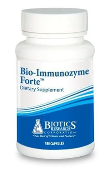 Biotics Research Bio-Immunozyme Forte 180 Tablets