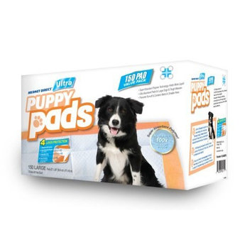 Mednet Direct 6 Layer Dog Training and Puppy Pads for Pets with Deodorant and Attractant Large