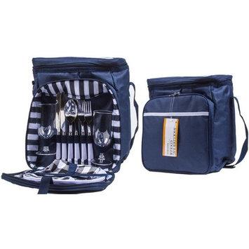 Imperial Home 1996058 Picnic Shoulder Bag with Cooler - Case of 10