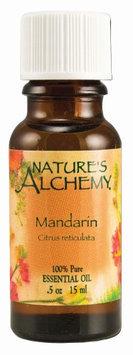 Nature's Alchemy Essential Oil - Mandarin - .5 oz