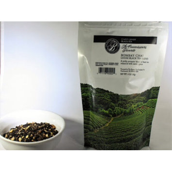 The Boston tea company Bombay chai loose black tea blend 4oz