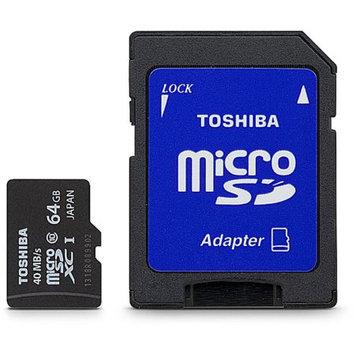 Toshiba 64GB microSD Extended Capacity (microSDXC)