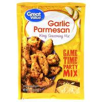 Great Value Wing Seasoning Mix, Garlic Parmesan