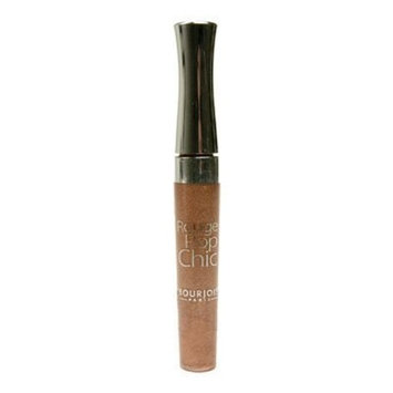 Bourjois Rouge Pop Chic Lipgloss, #07 Beige Choc, 0.1 Ounce