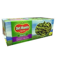 Del Monte French Style Cut Green Beans Cans, 7.25-Pound by Del Monte