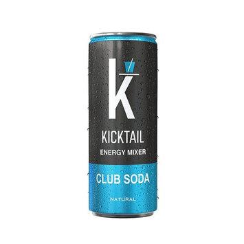 Kicktail Energy Mixers (Club Soda)