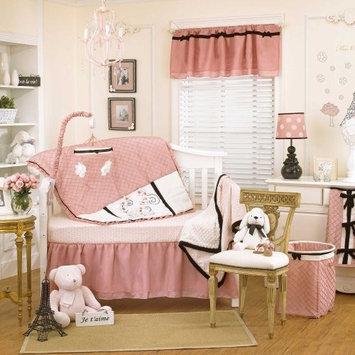 Gabrielle 4 Piece Baby Crib Bedding Set by Petit Tresor