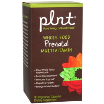 Prenatal Whole Food Multi (90 Vegetarian Capsules) by plnt at the Vitamin Shoppe