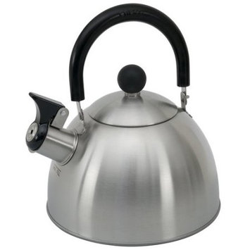 Copco 1.3-Quart Brushed Stainless Steel Tea Kettle