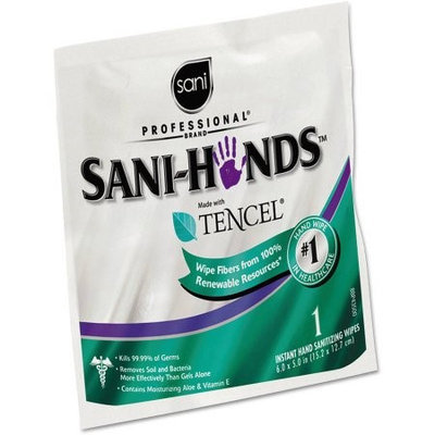 Sani-professional WIPES, SANI, TENCEL