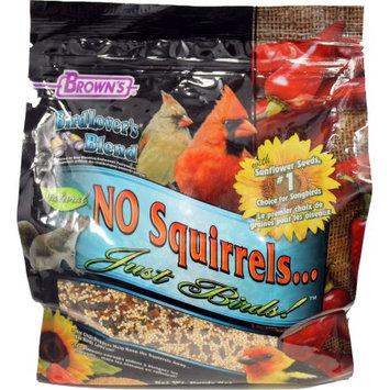 Fm Browns Sons Inc Brown's Bird Lover's Blend Sunflower Seeds Bird Food, 5 Lb