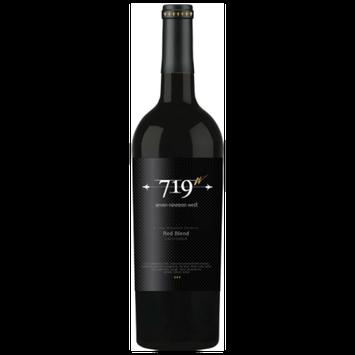 721 West 719 West Red Wine Blend, 750 mL