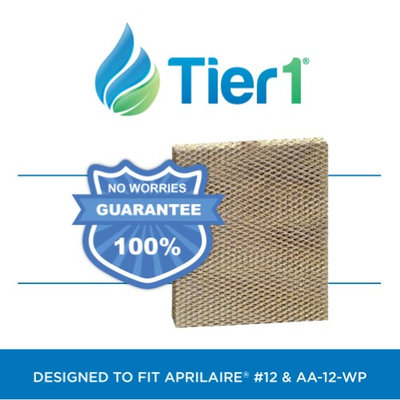 12 Aprilaire Humidifier Replacement Water Panel by Tier1