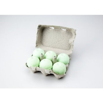 Level Naturals Six-Pack of Ultra Luxe Spa Bath Bombs