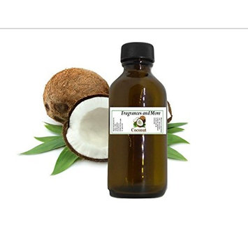 Coconut Fragrance Oil 2 ounces