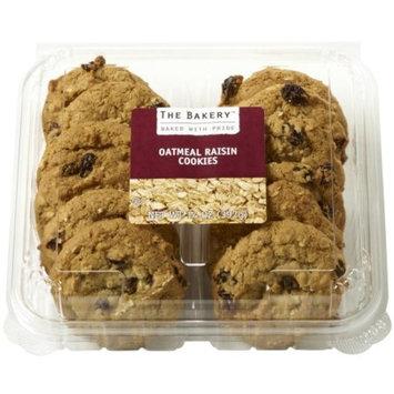 Freshness Guaranteed Oatmeal Raisin Cookies, 14 oz, 12 Count