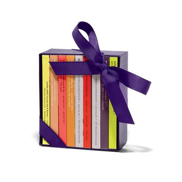 Vosges Haut-Chocolat A Library of Mini Exotic Chocolate Bars, 9 Count