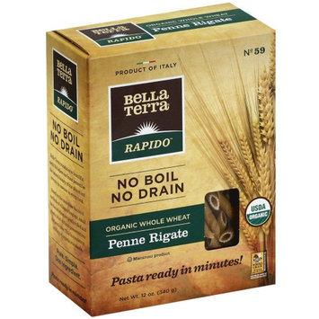 BELLA TERRA 270392 12 oz. Pasta Whole Wheat Penne No Boil
