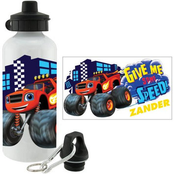 Blaze And The Monster Machines Blaze & The Monster Machines 20-Oz. Personalized Water Bottle