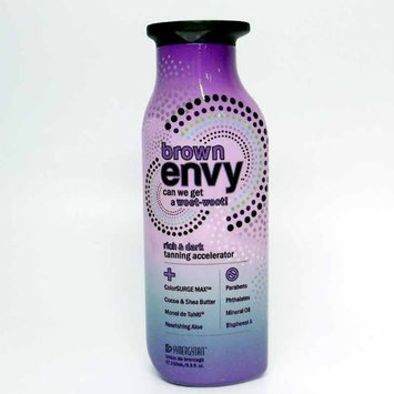 Synergy Tan BROWN ENVY Dark Tanning Accelerator - 8.5 oz.