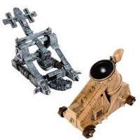 Spin Master Toys Battleground Attack Pack - Mortar Trebuchet