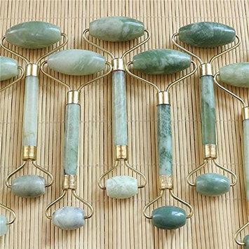 Kinbelle Natural Jape Guasha Facial Beauty Massage Tool Jade Roller Face Thin Massager