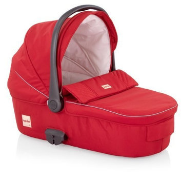 Inglesina 2011 Zippy Bassinet, Red (Discontinued by Manufacturer)