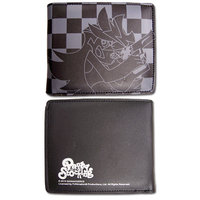 Wallet - Panty & Stocking - Panty Checkered Black New Anime Licensed ge61565